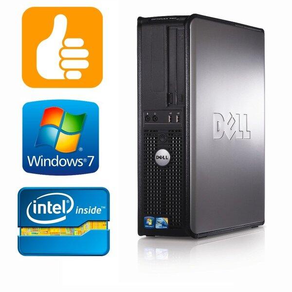 DELL Optiplex 760 Win10 Pro cena un informācija | Personālie datori | 220.lv