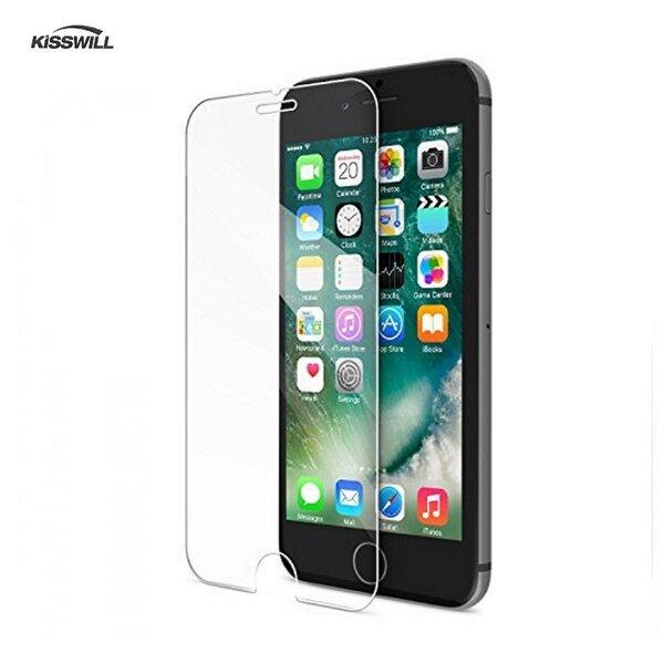 Kisswill Extreeme Shock Aizsargplēve-stikls Apple iPhone 7 Plus (5.5inch) (EU Blister) cena un informācija | Ekrāna aizsargplēves | 220.lv