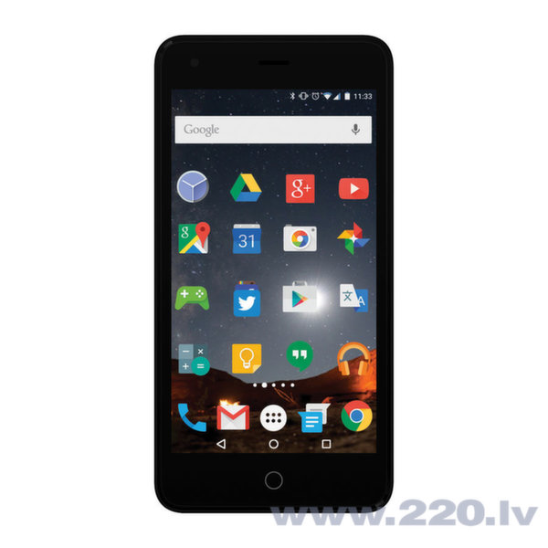 Maxcom MS514 Dual LTE Black цена и информация | Mobilie telefoni | 220.lv