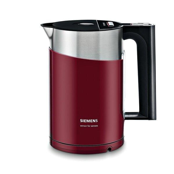 Siemens TW86104P цена и информация | Elektriskās tējkannas | 220.lv