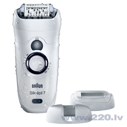 Braun SE7531  цена и информация | Epilatori | 220.lv