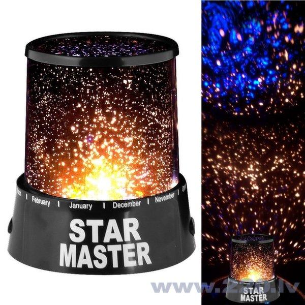 Projektors Star Master cena un informācija | Mājai | 220.lv