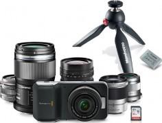 Fotokameras un piederumi