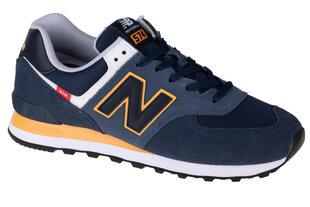Kedas vīriešiem New Balance ML574SY2, zilas cena un informācija | Sporta apavi vīriešiem | 220.lv