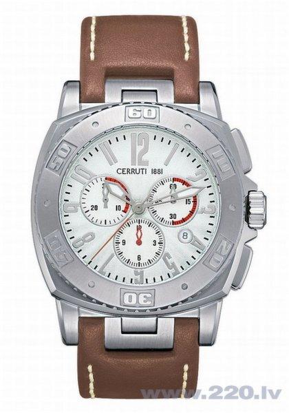 Pulkstenis CERRUTI 1881 COMANDANTE cena un informācija | Vīriešu pulksteņi | 220.lv