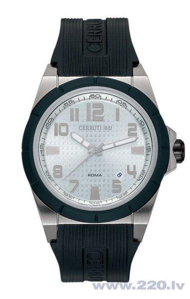 Pulkstenis CERRUTI 1881 ROMA 3HD cena un informācija | Vīriešu pulksteņi | 220.lv