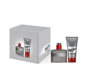 Komplekts James Bond 007 Quantum: edt 30 ml + dušas želeja 50 ml