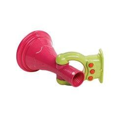 Rozā megafons 4IQ cena un informācija | Bērnu rotaļu laukumi un mājiņas | 220.lv