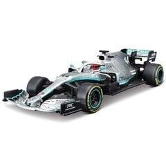 Radiovadāms automašīnas modelis MAISTO TECH 1:24 F1 Mercedes AMG W10, 82352 cena un informācija | Rotaļlietas zēniem | 220.lv
