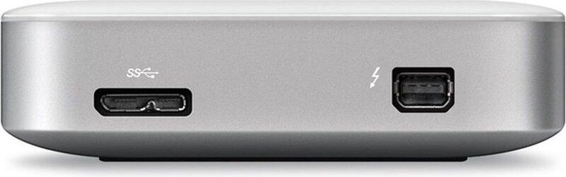 Buffalo MiniStation 1TB Thunderbolt + USB 3.0