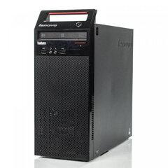 Lenovo E73 MT i7-4790k 16GB 240GB SSD DVD-RW GT1030 2GB Windows 10 Professional Stacionārais dators cena un informācija | Stacionārie datori | 220.lv