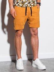 Sporta šorti vīriešiem Ombre W223, dzelteni cena un informācija | Sporta apģērbs vīriešiem | 220.lv
