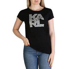Karl Lagerfeld - KL21WTS01 55681 KL21WTS01_BLACK-L cena un informācija | Karl Lagerfeld - KL21WTS01 55681 KL21WTS01_BLACK-L | 220.lv