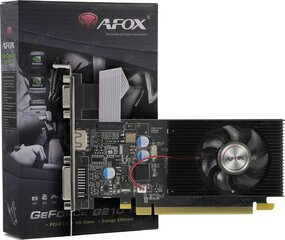 Afox GeForce GT 210 cena un informācija | Videokartes (GPU) | 220.lv