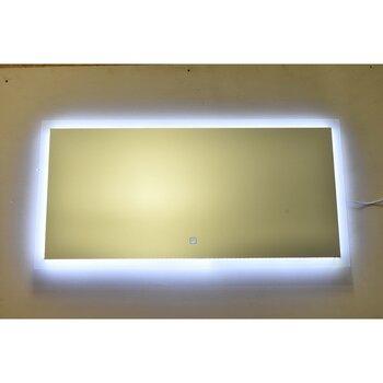 Spogulis FS615 ar LED apgaismojumu cena un informācija | Spoguļi | 220.lv