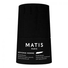 Dezodorants-rullītis MATIS FRESH SECURE 50 ml cena un informācija   Dezodorants-rullītis MATIS FRESH SECURE 50 ml   220.lv