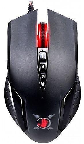 A4Tech Bloody V5m USB datorspēļu pele ar metāla pamatni цена и информация | Peles | 220.lv