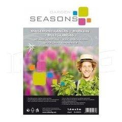 Mulčas tekstils Garden Seasons, 50 g/m2 – izmēri 3,20 x 9,40 (30 m2) cena un informācija   Mulčas tekstils Garden Seasons, 50 g/m2 – izmēri 3,20 x 9,40 (30 m2)   220.lv