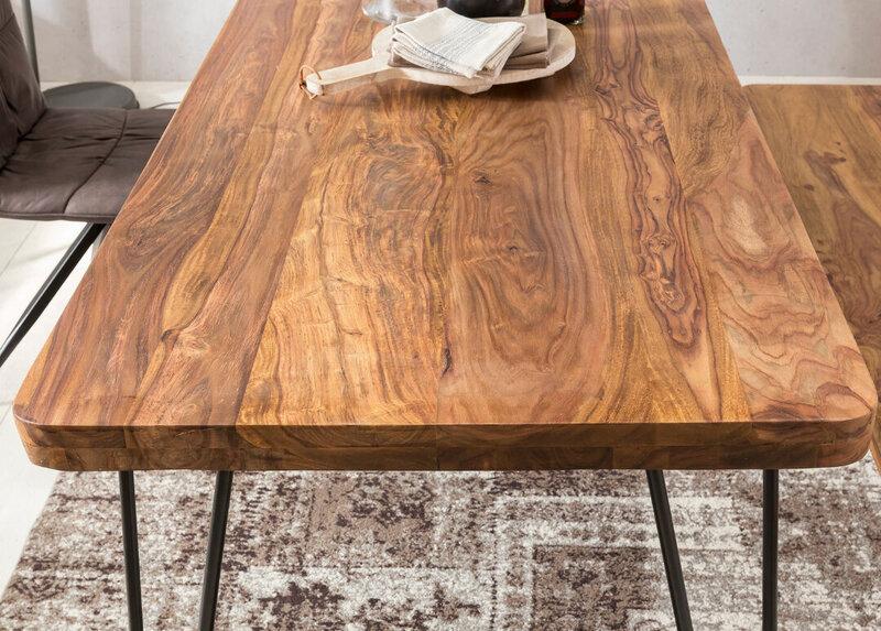 Pusdienu galds Bagli II 120 x 80 cm internetā