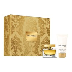 Dolce & Gabbana The One For Woman EDP dāvanu komplekts sievietēm 30 ml. cena un informācija | Dolce & Gabbana The One For Woman EDP dāvanu komplekts sievietēm 30 ml. | 220.lv