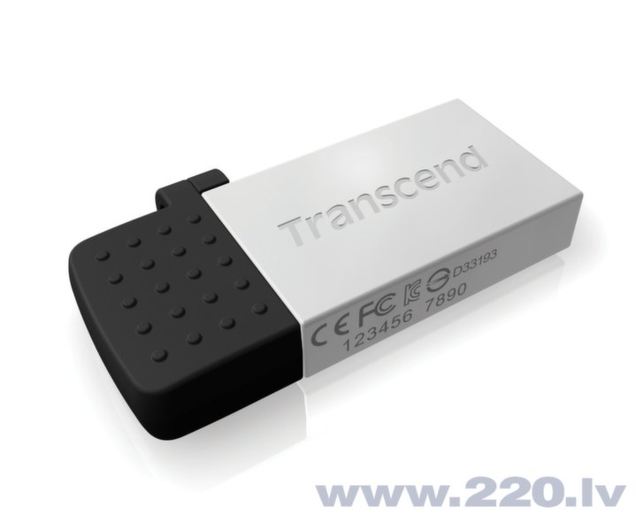 Transcend 16GB Jetflash Stick 380 USB2.0/MicroUSB цена и информация | USB Atmiņas kartes | 220.lv
