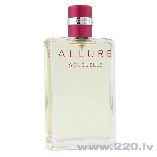 Туалетная вода Chanel Allure Sensuelle edt 50 мл цена и информация | Sieviešu smaržas | 220.lv