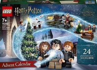 76390 LEGO® Harry Potter Adventes kalendārs cena un informācija | Konstruktori | 220.lv