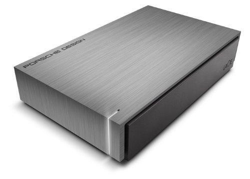 LaCie Porsche Design 4TB USB3.0 cena un informācija | HDD - ārējie | 220.lv