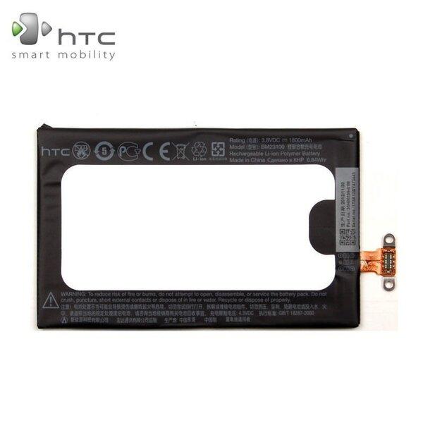 HTC BM23100 Оригинальный аккумулятор 8X C620 C625 Li-Ion 1800mAh 35H00199-12M (M-S Blister) цена и информация | Akumulatori | 220.lv