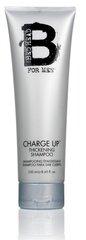 Tigi B for Men Charge Up Thickening Apjomu piešķirošs šampūns vīriešiem