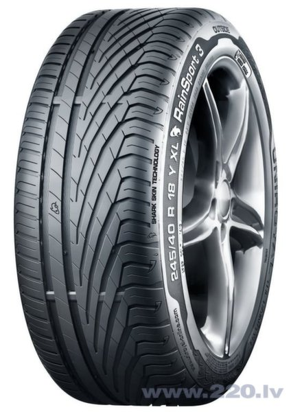 Uniroyal RAINSPORT 3 245/40R18 97 Y XL FR