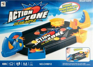 Galda spēle Zig Zag Battle