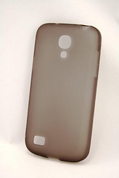 Aizmugures apvalks priekš Samsung Galaxy S4 mini, Melns cena un informācija | Maciņi, somiņas | 220.lv