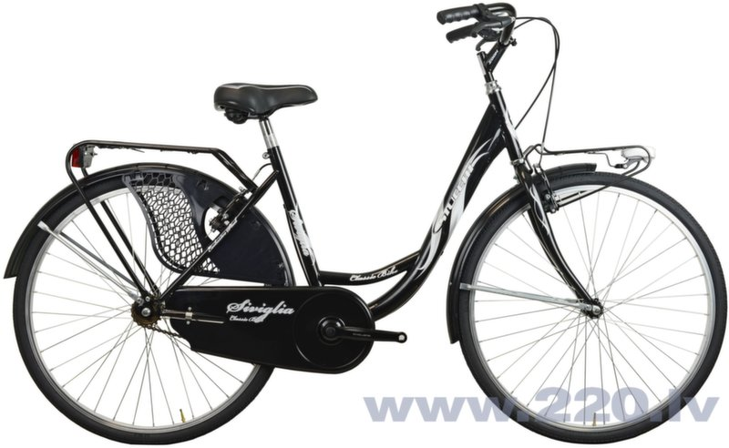 Sieviešu velosipēds Stucchi Glamour Olanda 26N (1S100N) cena un informācija | Velosipēdi | 220.lv