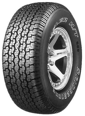 Bridgestone Dueler H/T 689 235/75R15 105 T cena un informācija | Riepas | 220.lv