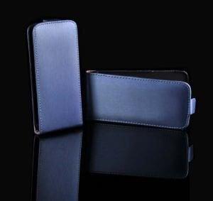 Telone NEO Slim FLIP Case вертикальный чехол для телефона Samsung i9500/i9505 Galaxy S4, Синий цена и информация | Maciņi, somiņas | 220.lv