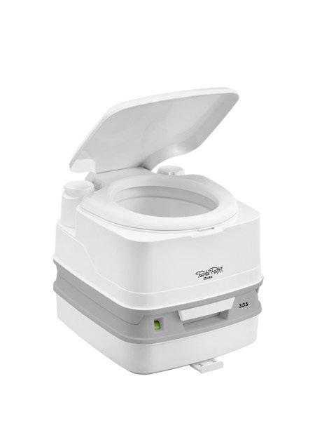 Biotualete Thetford Porta Potti Qube 335 cena un informācija | BIOtualetes un sanitārie šķidrumi | 220.lv