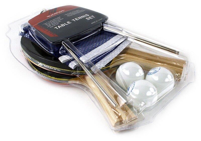 Galda tenisa komplekts Rucanor TTB Set 29232 cena un informācija | Galda teniss | 220.lv