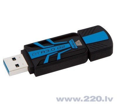 Kingston 64GB DataTraveler R30G2 USB 3.0 цена и информация | USB Atmiņas kartes | 220.lv