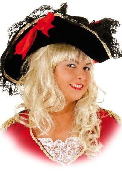 Pirātu cepure cena un informācija | Karnevāla kostīmi, maskas un parūkas | 220.lv
