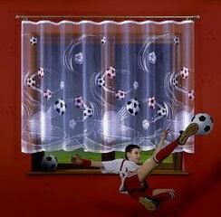 Bērnu aizkars Football cena un informācija | Aizkari | 220.lv