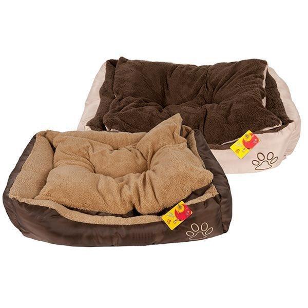 Dzīvnieku gultiņa 90 x 70 cm cena un informācija | Gultas, spilveni un būdas | 220.lv