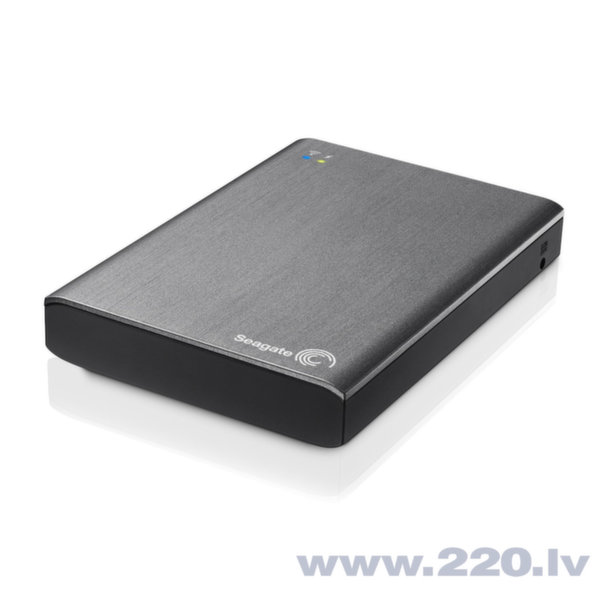SEAGATE Wireless Plus 500GB USB3.0 цена и информация | HDD - ārējie | 220.lv