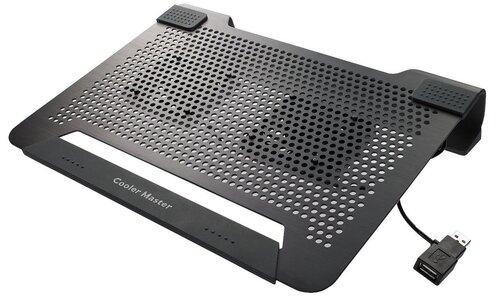 Dzesēšanas paliktnis CoolerMaster U2 Plus, USB