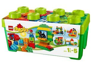 Konstruktors Lego Duplo All in One box for Fun 10572