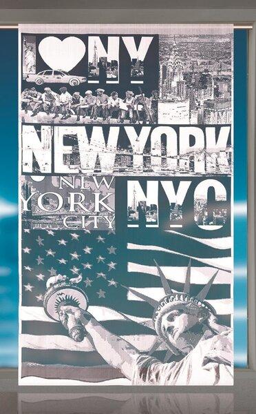Aizkari New York cena un informācija | Aizkari | 220.lv