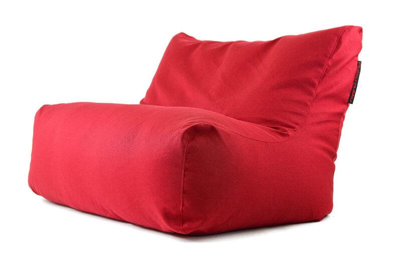 Sēžammaiss Sofa Seat Nordic Red cena un informācija | Sēžammaisi, pufi | 220.lv