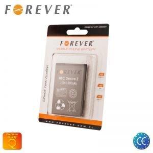 Forever Akumulators HTC Desire Z (7 Mozart) Li-Ion 1300 mAh HQ Analogs BAS450 cena un informācija | Akumulatori | 220.lv