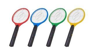 Электрическая ракетка для борьбы с мухами и комарами II
