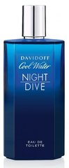 Tualetes ūdens Davidoff Cool Water Night Dive edt 125 ml